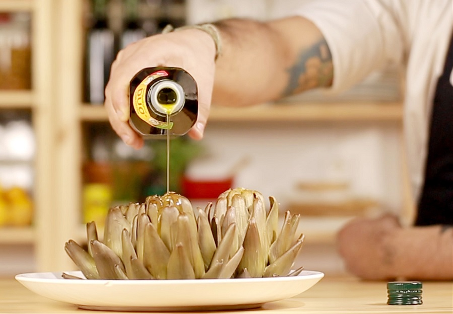Borges - Culinary uses for extra virgin olive oil