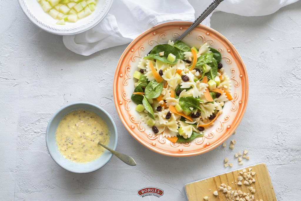 Borges - Healthy pasta salad