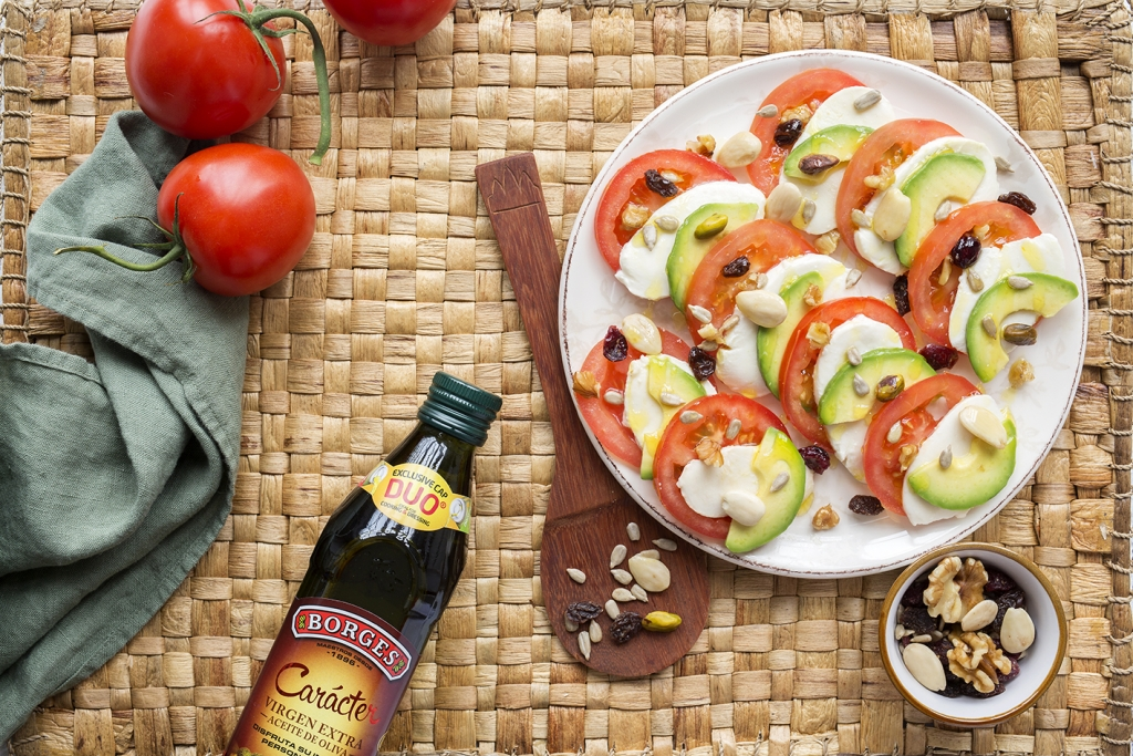 Borges - Tomato salad