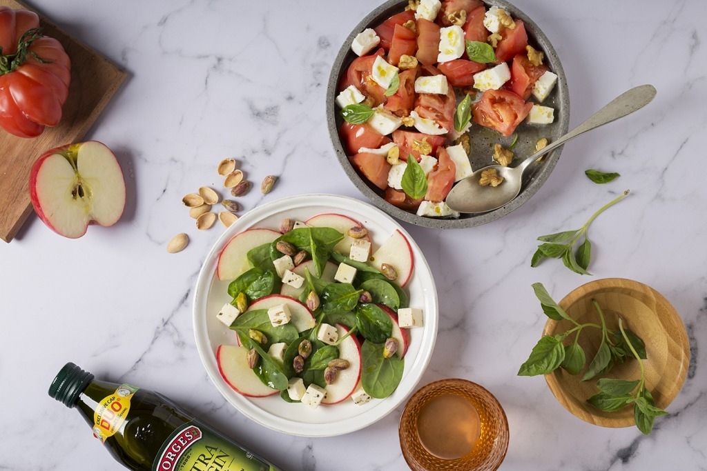 Borges - key ingredients for your salads