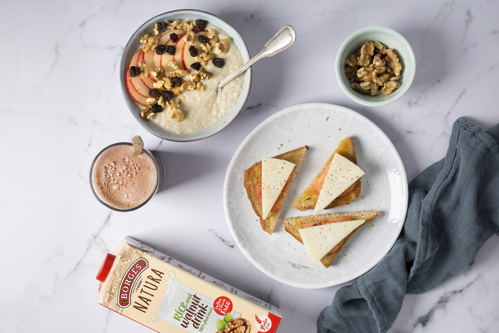 Borges - easy and healthy breakfasts
