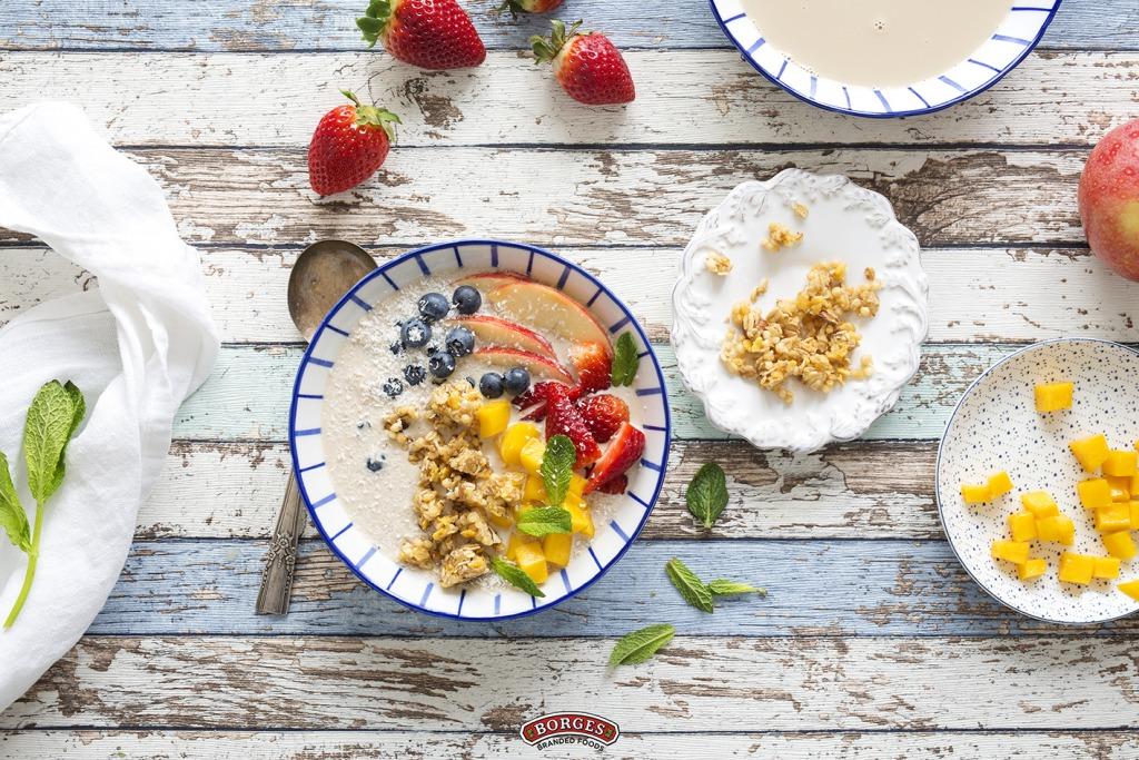 Borges - Ingredients breakfast