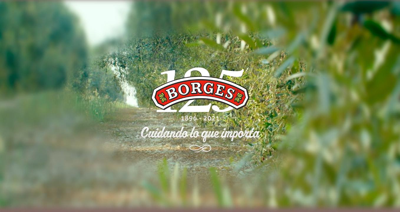 Borges - 125 años cuidando lo que importa
