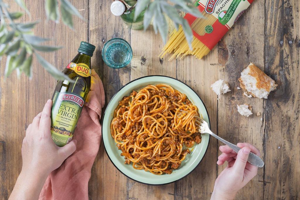 Three vegan pasta recipes