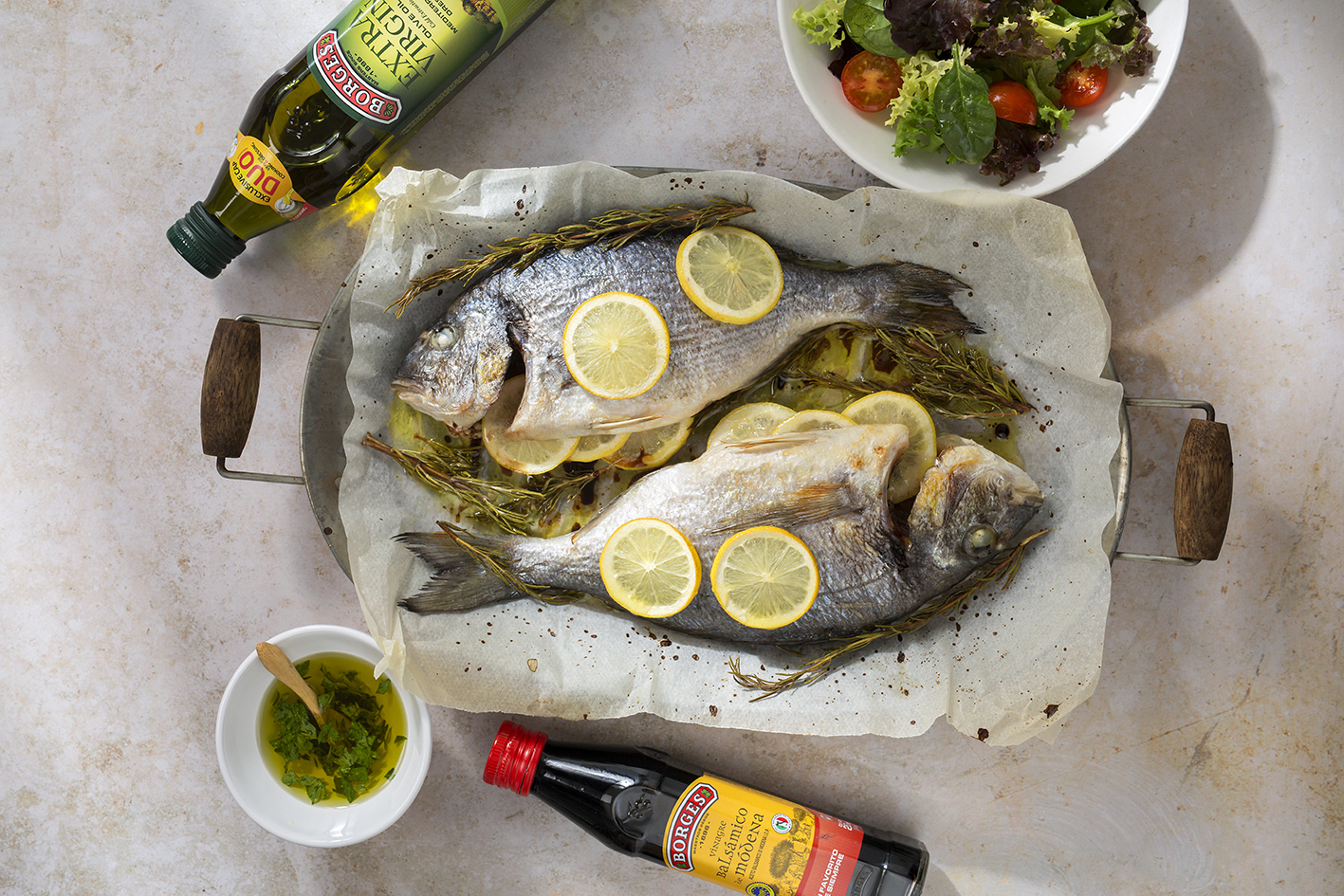 The easiest way to cook fish